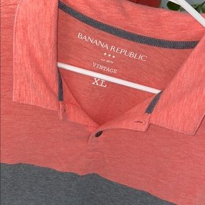 Men's Vintage Banana Republic Shirt